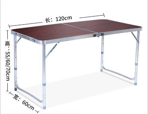 Foldable Office Table Modular Atp