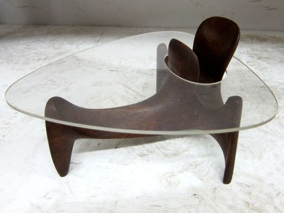 Mario Dal Fabbro coffee table