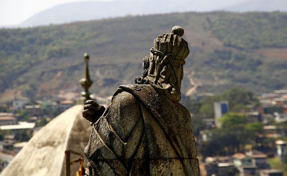 Basílica do Bom Jesus de Matosinhos: a obra-mestra de Aleijadinho está em Congonhas | Minas Gerais | MATRAQUEANDO