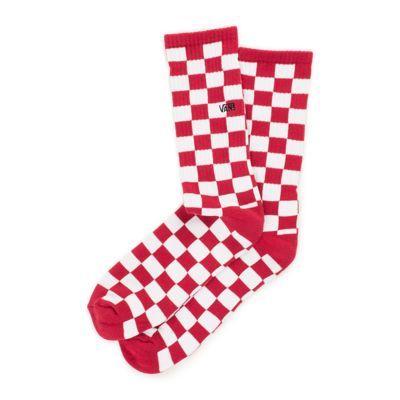 Checkerboard Crew Sock   Shop Mens Socks At Vans