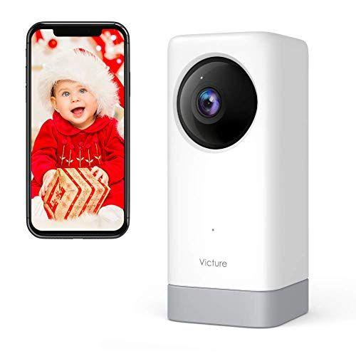 Victure 1080P Babyphone mit Kamera Baby Kamera 2.4G