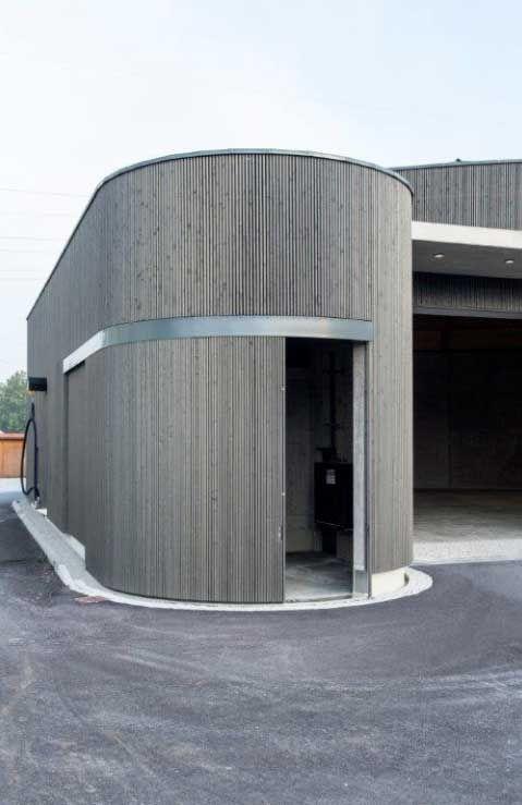 Pin By Ian Stevenson On Rundum Original Sliding Garage Doors