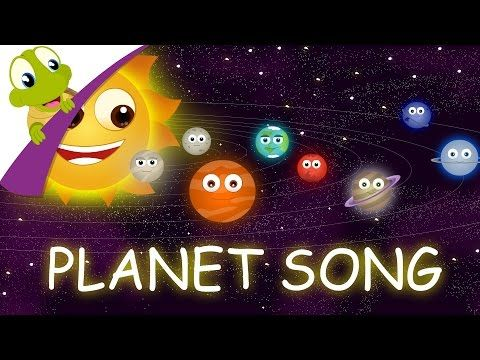 solar system song for preschoolers - photo #11