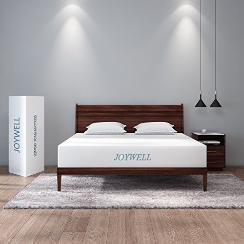 Joywell Memory Foam Mattress Suss 4 Layers Breathable
