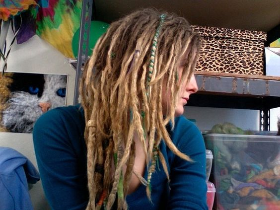 .: Dreaded Lock, Awesome Hair, Dreadhead, Dreadie Locks, Dread Hairstyles, Hair Dreads, Dreads Hair Stuff