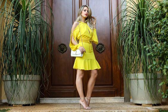 Tendência para verão 2016 amarelo no blog (Marina Casemiro)