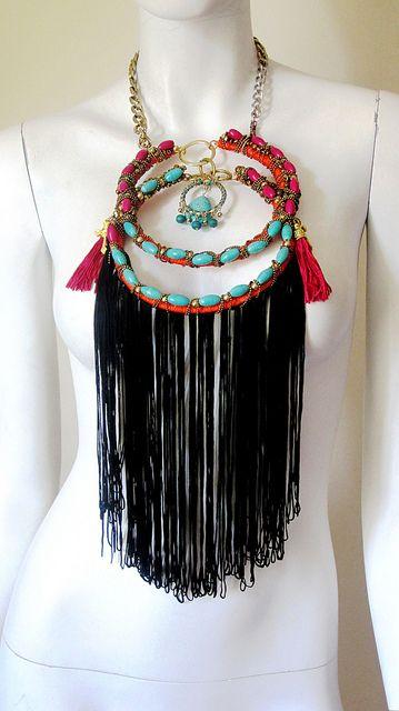 necklace by Anita #Quansah