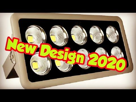 New Designs Of Led Flood Lights In 2020 Review By Bijli Wala Youtube In 2020 Led Flood Lights Led Flood Flood Lights
