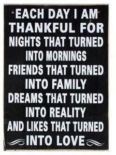 #thankful #love