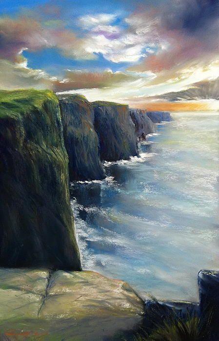 Roman Burgan - Cliffs of Moher:
