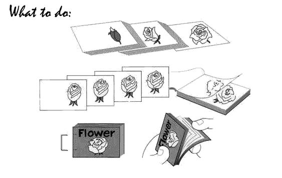 Très flip book and computer animation | animation | Pinterest  PG49
