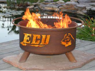 ECU fire pit