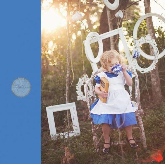 Fofura Nerd: Alice In Wonderland   Nerd Da Hora