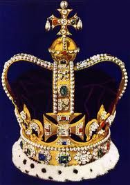crown jewels In the Tower of London