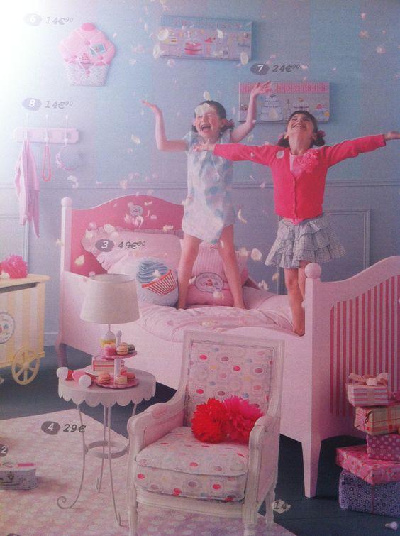 Catalogue Junior Maison Du Monde Toddler Bed Sweet Home Little Girls
