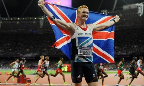 London 2012: Greg Rutherford overcomes injury to clinch gold