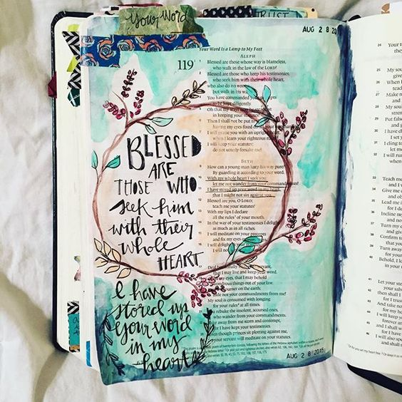 Stephanie Middaugh @stephmiddaugh Psalm 119:10 &amp...Instagram photo | Websta (Webstagram):