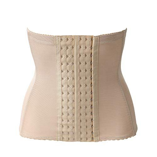AVITMOS Womens Waist Cinchers Waist Trainer for Tummy Girdle Control Corset Shaper