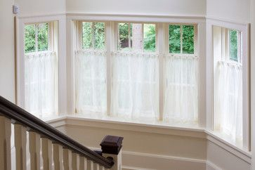 """""""Welcome Home"""" Custom Drapes, Bedding, Upholstery and Accessories - Traditional - Spaces - Boston - KH Window Fashions, Inc."""