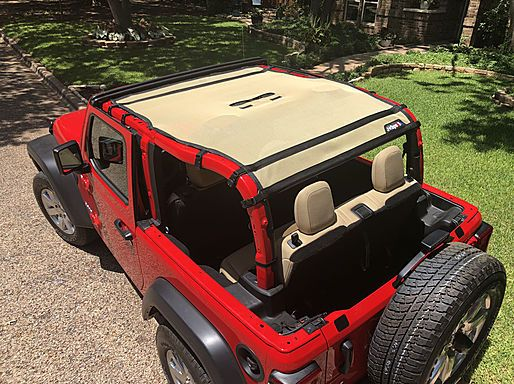 Custom Jeep Wrangler Accessories And Shade Tops Jtops Usa Jeep