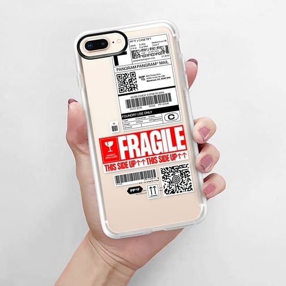 Casetify Classic Grip Iphone 8 Plus Case Pp 0008 By Pangram Pangram Iphone 8 Plus Phone Cases Protective Iphone