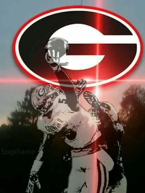 Love Them With Images Georgia Bulldogs Football