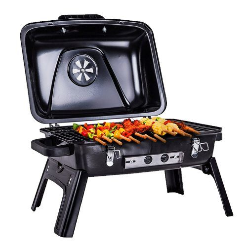 Top 10 Best Portable Charcoal Grills In 2020 Charcoal Grill