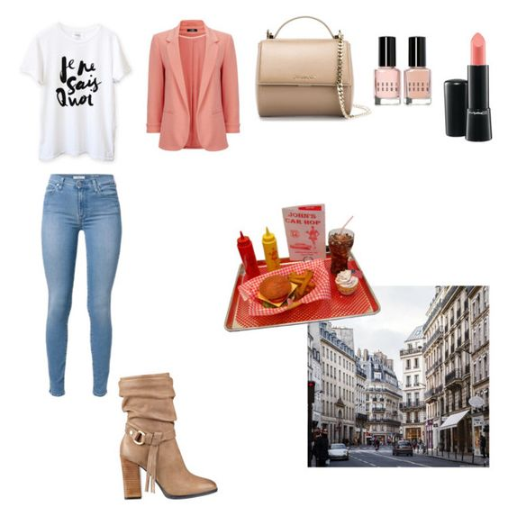 """Untitled #238"" by paulamodeloguapa-1 ❤ liked on Polyvore featuring moda, GUESS, Givenchy, Wallis, Bobbi Brown Cosmetics, MAC Cosmetics, women's clothing, women, female ve woman"