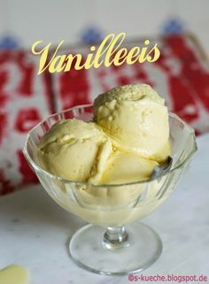 Mein ultimatives Vanilleeis