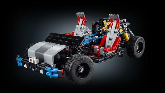 LEGO Technic Jubiläumsmodell 40 Jahre