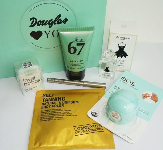 Douglas - Box of Beauty (April 2015 - Österreich-Edition)   GIVEAWAY!