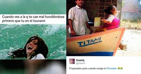 Alerta de Tsunami en Venezuela genera memes, aquí los mejores.