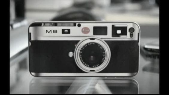 Beautiful Camera-Themed iPhone Cases [VIDEO] - created using www.picovico.com