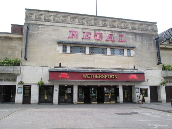 The Regal – The Beatles played here in March 1963