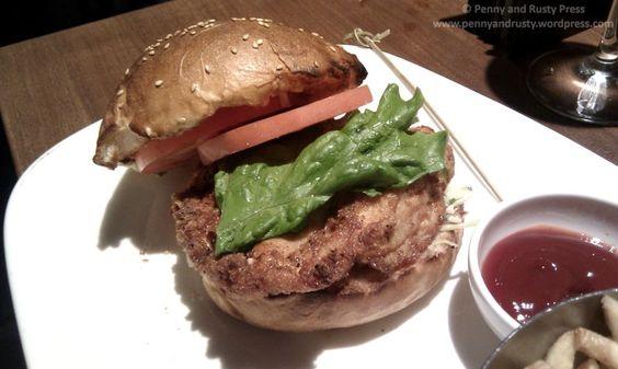 Buttermilk Fried Chicken Sandwich @EarlsRestaurant in North Burnaby