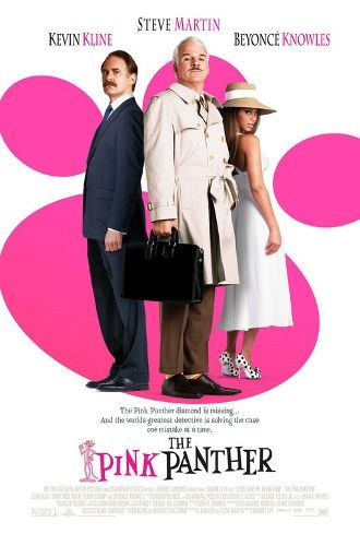 The Pink Panther 2006 Wikipedia A Enciclopedia Livre Pink Movies Steve Martin Movies Pink Panthers