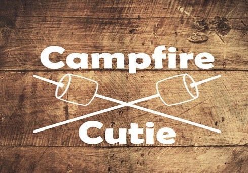 Not sure if we are keeping the campfire cutie decal around once it has expired! If you want it come and get it! $8.50 #campfire #camping #camp #nature #adventure #outdoors #outdoorlife #hipster #marshmallow #roastingmarshmallows #decal #sticker #coolstickers #fire #wood #forest #woods