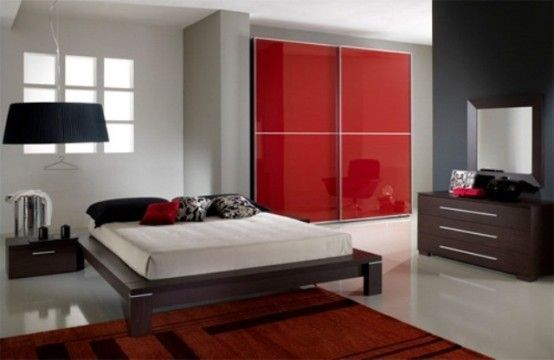 19 Amazing Black And White Bedroom Decor Renovation Best Home Ideas And Inspiration White Bedroom Decor Red Bedroom Decor Bedroom Red