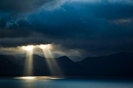 Eyes of God, Lake Tahoe