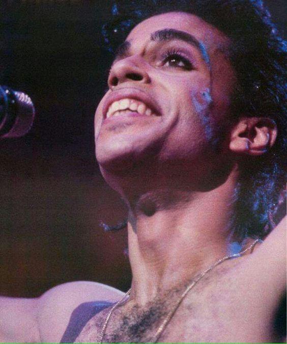 Classic Prince | 1986 Parade Tour - Rare up-close photo!: