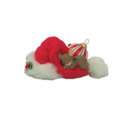 Charming Tails The Nap Before Christmas Figurine — on PopScreen