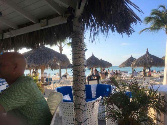 Beach Bar at Playa Linda