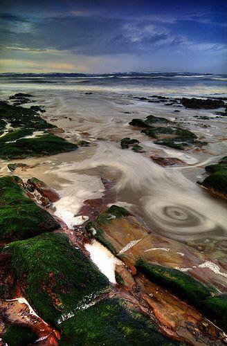 Nairn Beach Swirlpool