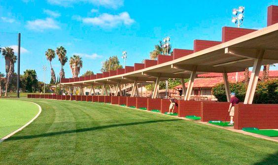 Rancho Park Golf Course Driving Range City Golf Golf Courses Golf School
