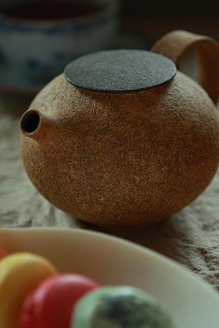 Japanese teapot: