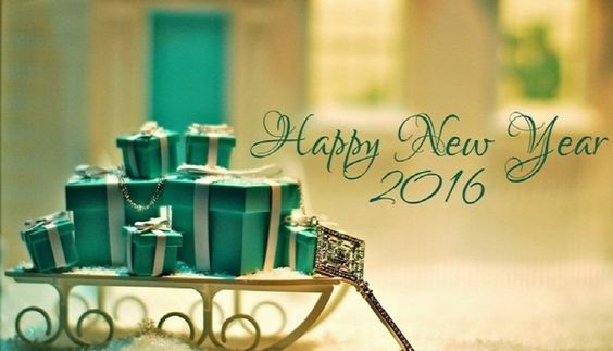 Welcome New Year with Great Resolutions and Happiness