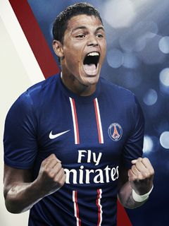 #3 Thiago Silva. Center Back. My Fantasy Team