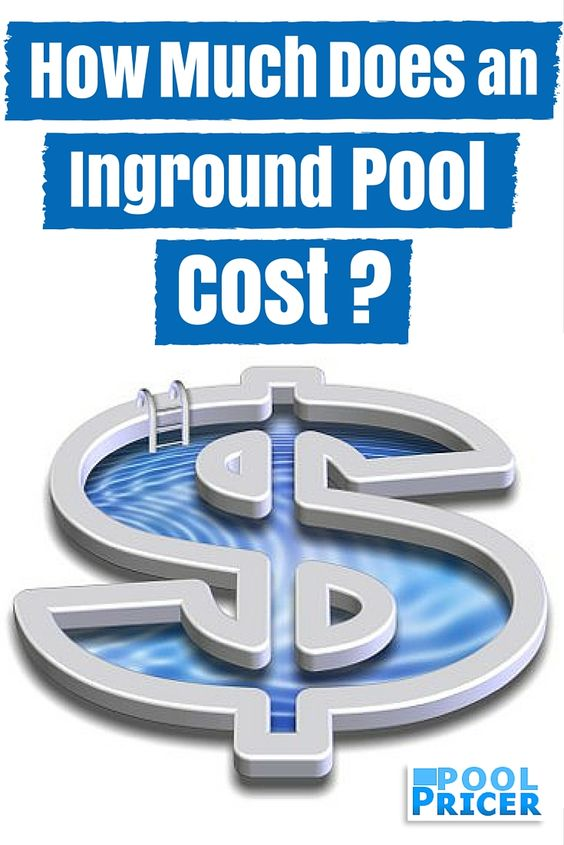 Cost Of A Swimming Pool Estimates And Prices Paid