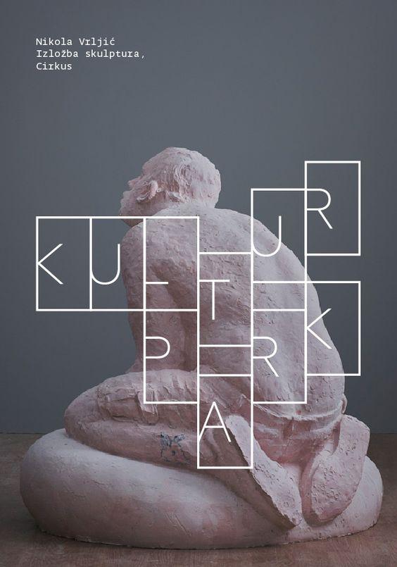 Zoran Đukić – Modular visual identity for Kulturpark esthetics is ...