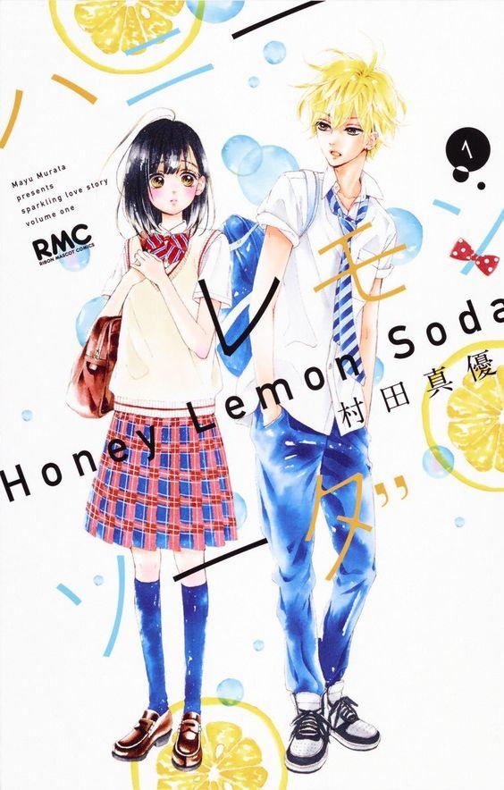 Truyện Tranh Honey Lemon Soda Được Chuyển Thể Thành Phim Live-Action